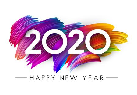 poster2020 greeting5 پوستر تبریک سال 2020
