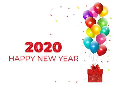poster2020 greeting8 پوستر تبریک سال 2020