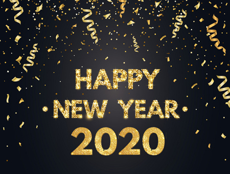 poster2020 greeting9 پوستر تبریک سال 2020