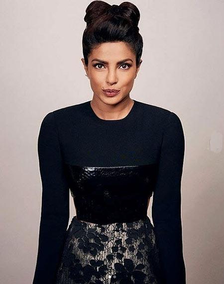 priyanka chopra1 بیوگرافی پریانکا چوپرا بازیگر زیبای هندی