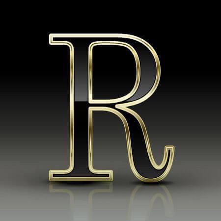 profile pictures letter r19 تصاویر حروف پروفایل r