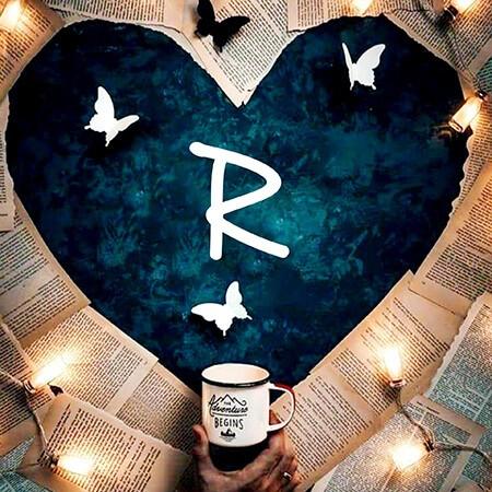 profile pictures letter r4 تصاویر حروف پروفایل r