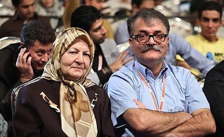 rabee madani biography23 بیوگرافی رابعه مدنی و پسرش امیرشهاب رضویان