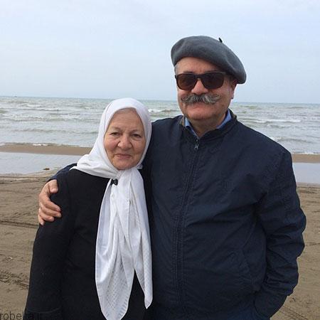 rabee madani biography25 بیوگرافی رابعه مدنی و پسرش امیرشهاب رضویان