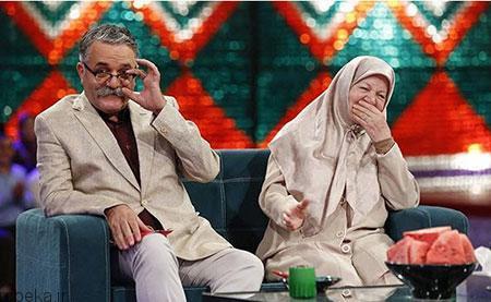 rabee madani biography26 بیوگرافی رابعه مدنی و پسرش امیرشهاب رضویان