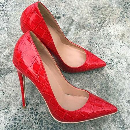 مدل های کفش قرمز, کفش قرمز مجلسی