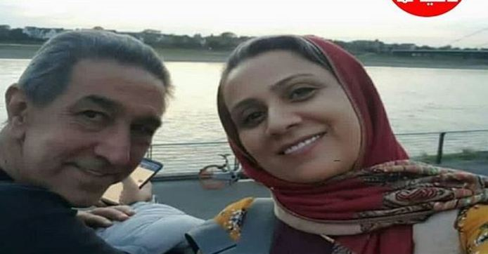 resized 356945 396 بیوگرافی فلورا سام و همسرش علی اوجی + عکس همسر و دخترش