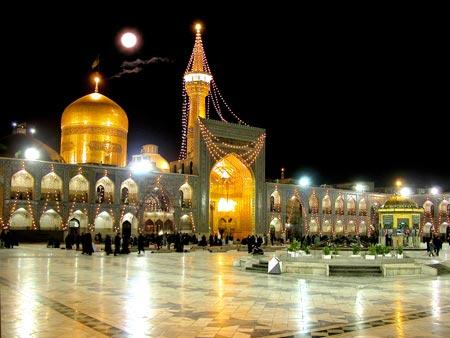 resort imam reza22 توسل بسيار مجرب به امام رضا (ع) براي گرفتن حاجات