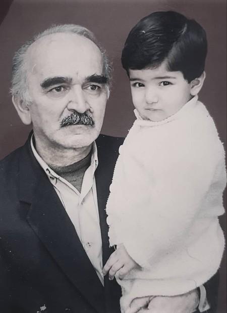 roofiya mahzari 4 بیوگرافی روفیا محضری + عکس های روفیا محضری از کودکی تا جوانی