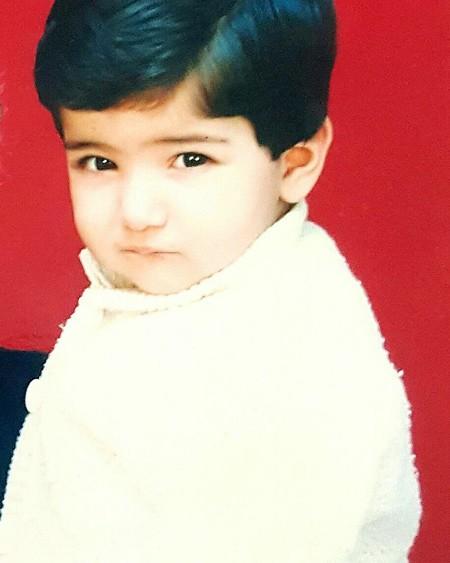 roofiya mahzari 6 بیوگرافی روفیا محضری + عکس های روفیا محضری از کودکی تا جوانی
