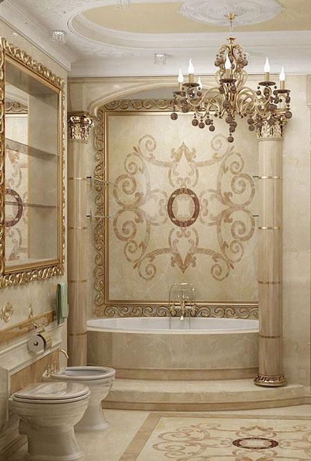 royal2 toilets1 شیک ترین سرویس بهداشتی های سلطنتی