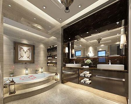 royal2 toilets15 شیک ترین سرویس بهداشتی های سلطنتی