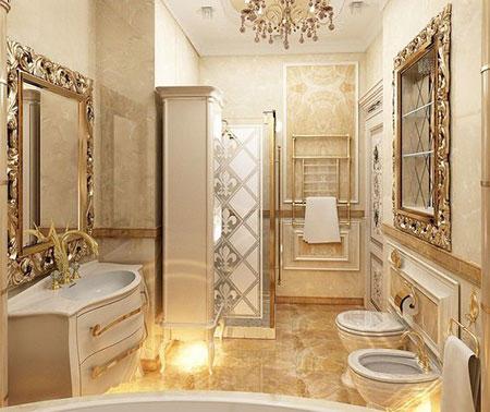 royal2 toilets2 شیک ترین سرویس بهداشتی های سلطنتی