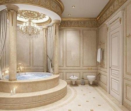 royal2 toilets3 شیک ترین سرویس بهداشتی های سلطنتی