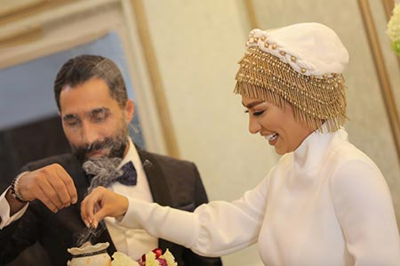samanna pakdel biography29 بیوگرافی سمانه پاکدل + عکس های عروسی سمانه پاکدل
