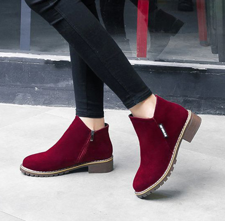 set1 boot1 jeans14 راهنمای ست کردن بوت با شلوار جین