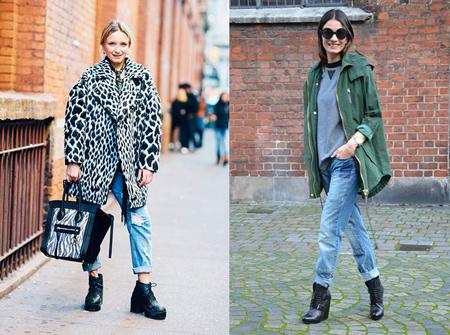 set1 boot1 jeans2 راهنمای ست کردن بوت با شلوار جین