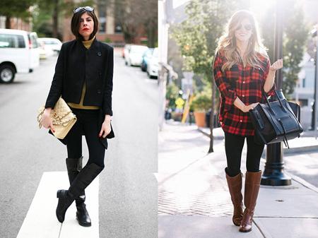 set1 boot1 jeans4 راهنمای ست کردن بوت با شلوار جین