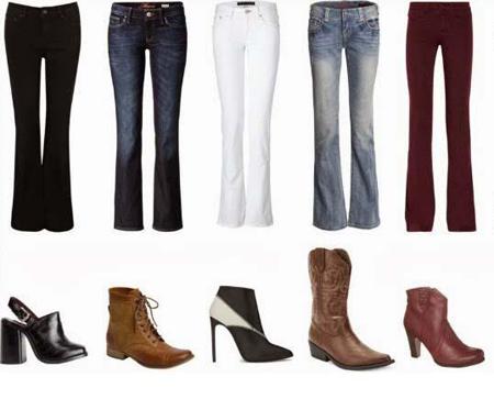 set1 boot1 jeans7 راهنمای ست کردن بوت با شلوار جین