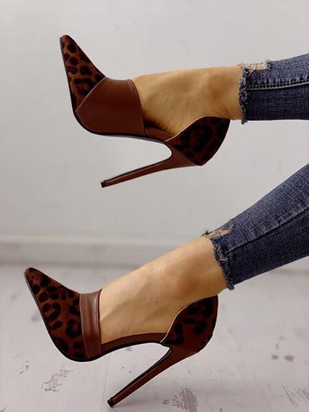 کفش چرم,کفش پوست حیوانات
