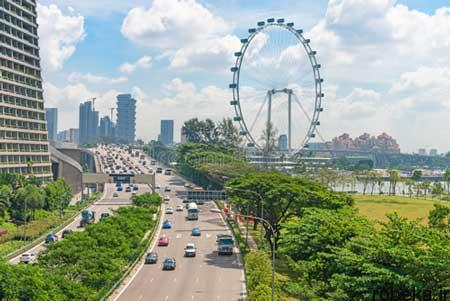 sights4 singapore 1 جاذبه های گردشگری سنگاپور