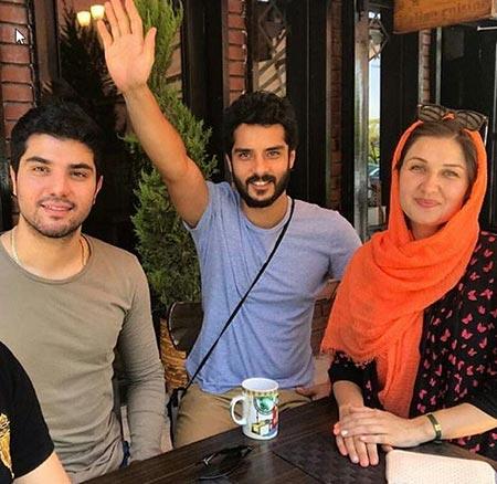 sina soheilie biography26 بیوگرافی سینا سهیلی با نام هنری مهرداد + عکس های سینا سهیلی