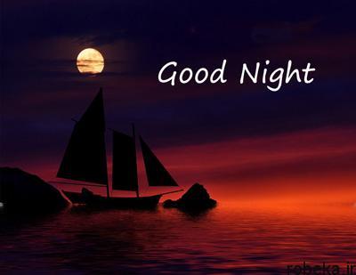 sms goodnight1 1 اس ام اس شب بخیر گفتن (2)