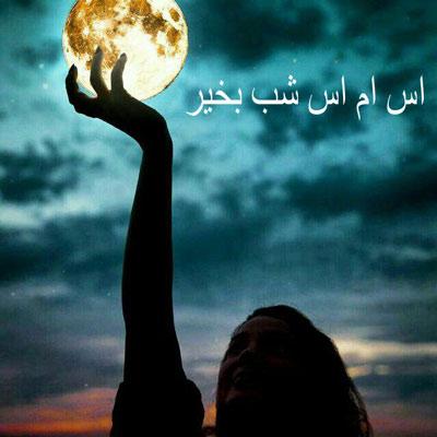 sms goodnight13 1 اس ام اس شب بخير گفتن (5)