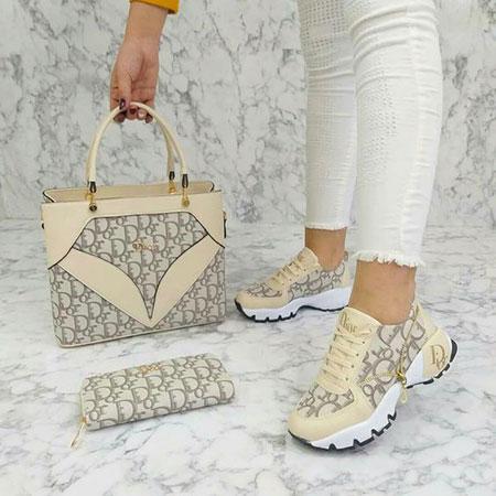 sports2 bag1 shoe1 set1 ست کیف و کفش اسپرت