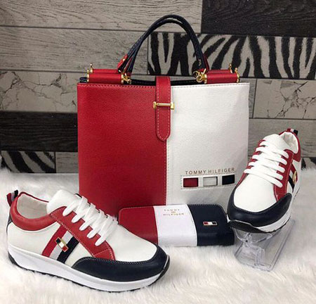 sports2 bag1 shoe1 set12 ست کیف و کفش اسپرت