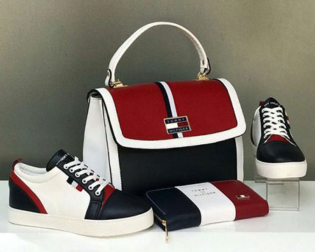 sports2 bag1 shoe1 set13 ست کیف و کفش اسپرت