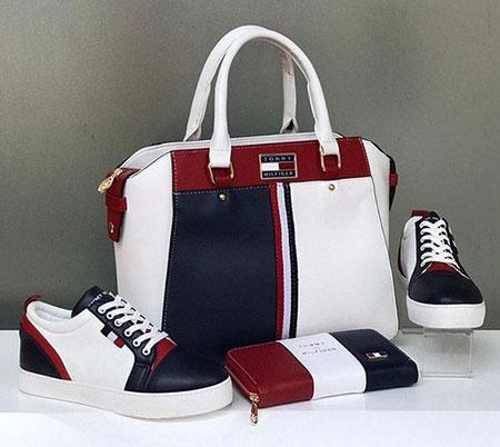sports2 bag1 shoe1 set14 ست کیف و کفش اسپرت