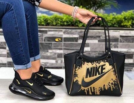 sports2 bag1 shoe1 set16 ست کیف و کفش اسپرت