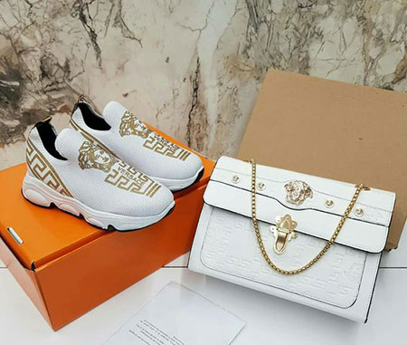sports2 bag1 shoe1 set2 ست کیف و کفش اسپرت