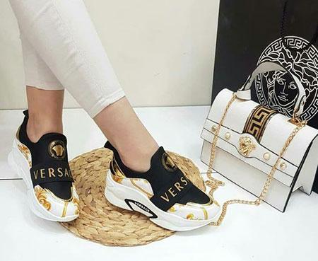 sports2 bag1 shoe1 set3 ست کیف و کفش اسپرت