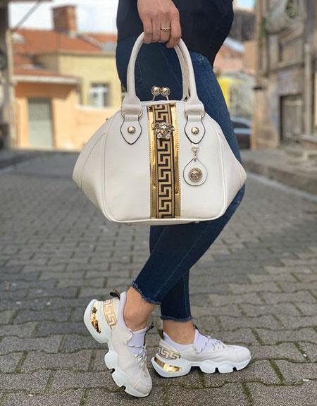 sports2 bag1 shoe1 set4 ست کیف و کفش اسپرت