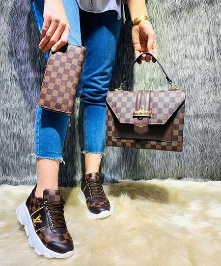 sports2 bag1 shoe1 set7 ست کیف و کفش اسپرت
