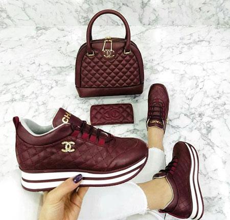 sports2 bag1 shoe1 set8 ست کیف و کفش اسپرت