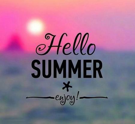 summer greeting cards3 کارت پستال های فصل تابستان