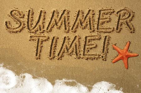 summer greeting cards4 کارت پستال های فصل تابستان