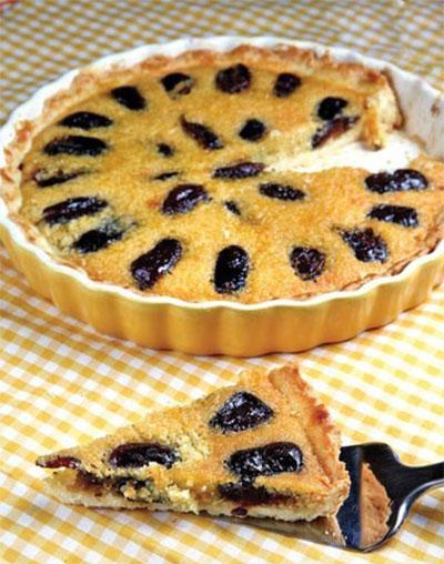 tart1 dates2 apricots1 طرز تهیه تارت خرما و زردآلو