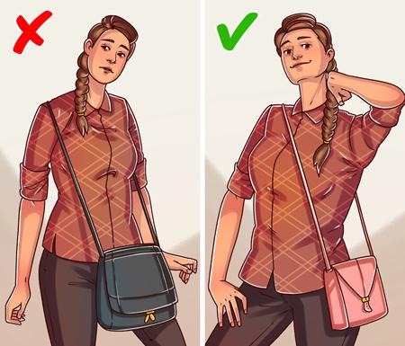 راهنمای خرید انواع کیف, مهارت هایی برای خرید کیف