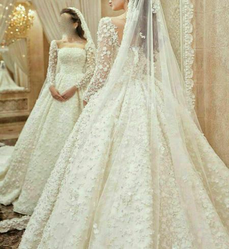 tips3 choosing3 bridal2 dress15 آشنایی با انواع لباس عروس + نکاتی برای انتخاب لباس عروس
