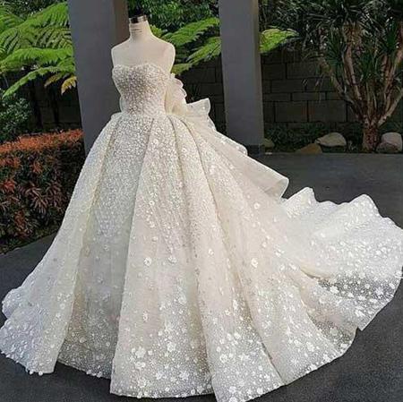 tips3 choosing3 bridal2 dress18 آشنایی با انواع لباس عروس + نکاتی برای انتخاب لباس عروس
