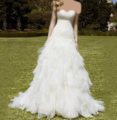 tips3 choosing3 bridal2 dress5 آشنایی با انواع لباس عروس + نکاتی برای انتخاب لباس عروس