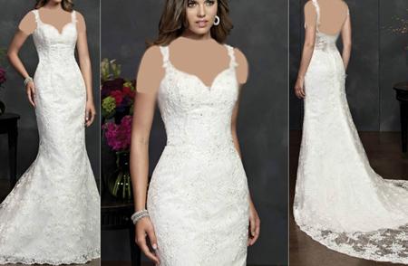 tips3 choosing3 bridal2 dress7 آشنایی با انواع لباس عروس + نکاتی برای انتخاب لباس عروس