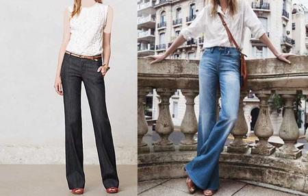 tips3 wasting2 pants3 مدل شلوار گشاد و ست کردن آن با مانتو + نکات پوشیدن شلوار گشاد