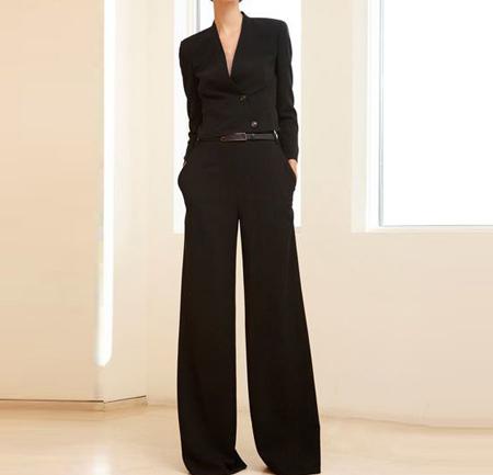 tips3 wasting2 pants5 مدل شلوار گشاد و ست کردن آن با مانتو + نکات پوشیدن شلوار گشاد