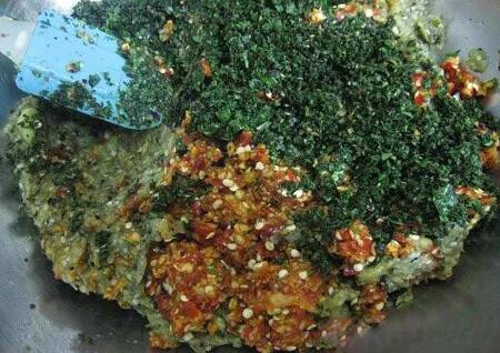 انواع سبزی های معطر ترشی, سبزی ترشی چیست, سبزی ترشی لیته