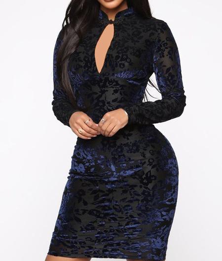 مدل لباس مخمل شیک, مدل لباس مجلسی